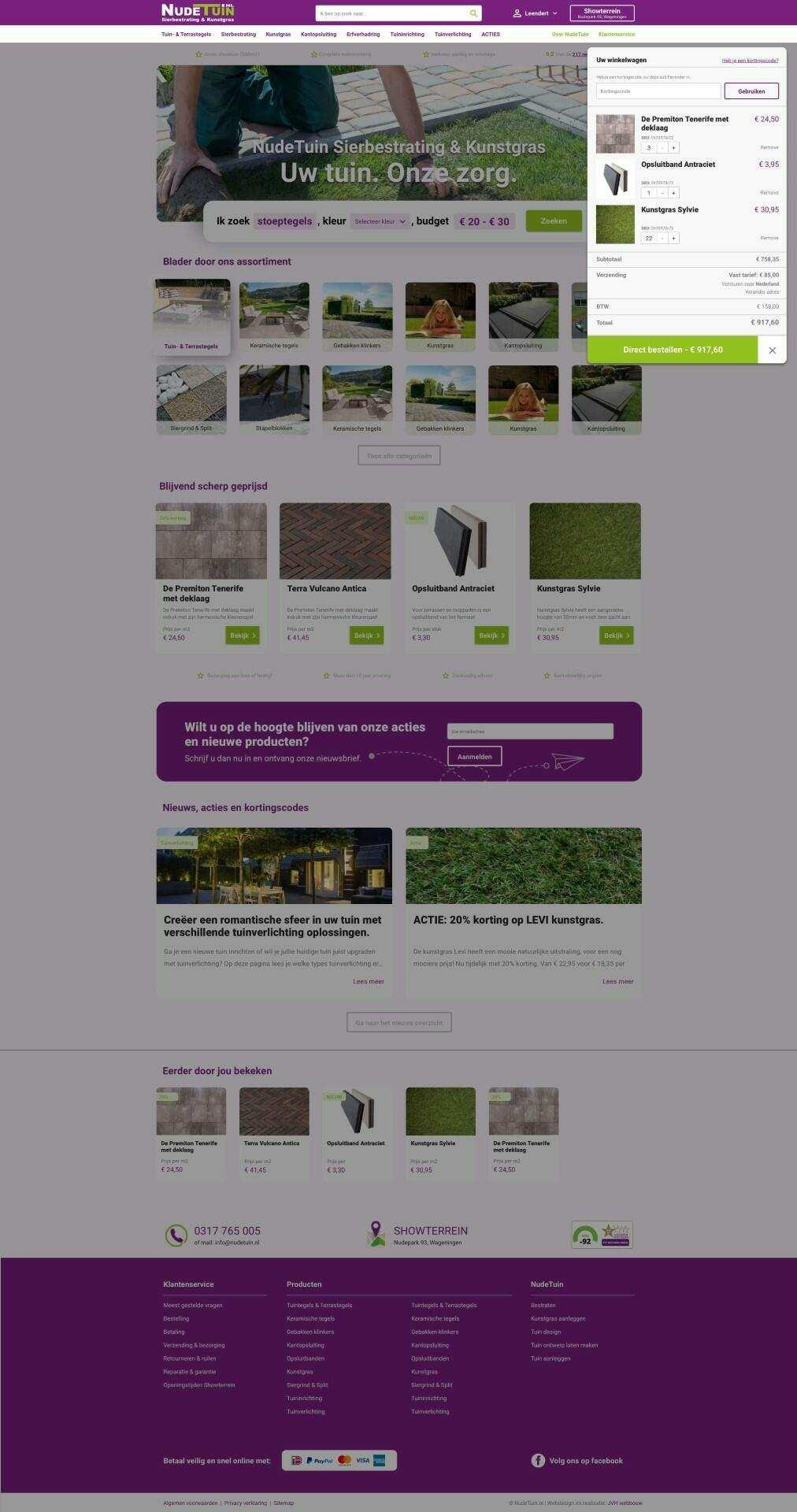 Website laten maken Hengelo