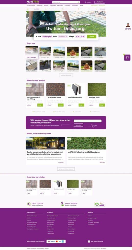 Website laten maken met WordPress professioneel en snel