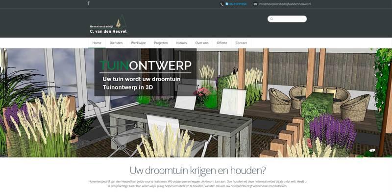 Zoekmachineoptimalisatie en website realisatie